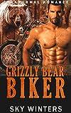 ROMANCE: BBW ROMANCE: Grizzly Bear Biker (Paranormal Shifter Motorcycle Club Romance) (MC Romance Short Stories)