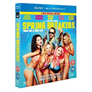 Spring Breakers [Blu-ray] [Import anglais]