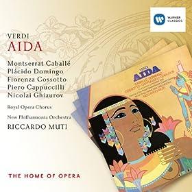 """Aida, Act 1: """"Celeste Aida"""" (Radam�s)"""