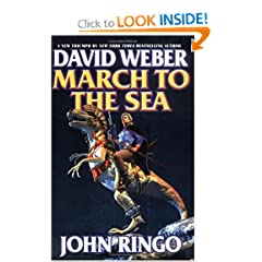 March to the Sea - David Weber, John Ringo