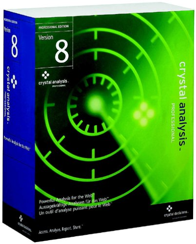 Crystal Analysis Pro Analytic Report Design CBT