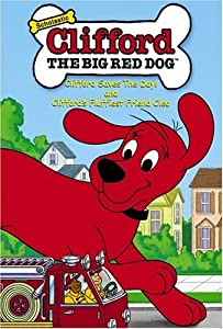 clifford the big red dog sports day japan