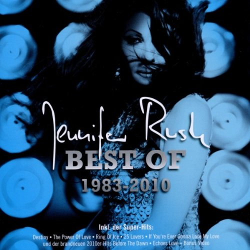 Jennifer Rush - Best of 1983-2010 - Zortam Music