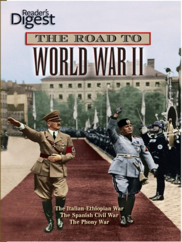 The Road to World War II- Part V