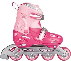 30 inklusiv Skate Quad, rosa