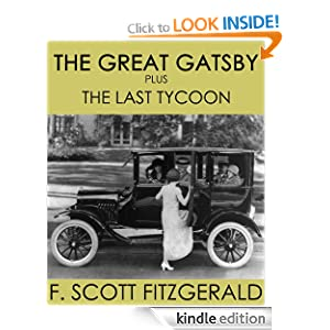 THE GREAT GATSBY & THE LAST TYCOON (illustrated)