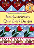 Hearts and Flowers Quilt Block Design (The Foundation Piecing Library)