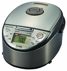 Amazon.com: Tiger JKH-G18U Induction Heating 10-Cup