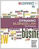 img - for Dynamic Business Law: The Essentials with Connect Plus book / textbook / text book
