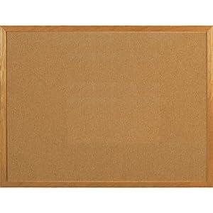 Banner Cork Noticeboard 1200X1800Mm Wood Framed Ref Sf352001239 Each