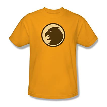 DC Comics Yellow Hawkman Logo T-Shirt