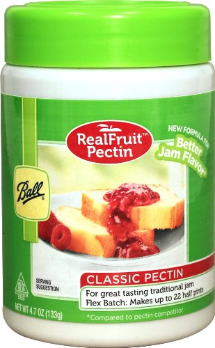 Ball RealFruitTM Classic Pectin - Flex Batch 4.7 oz. (014400710650)