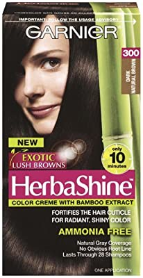 Best Cheap Deal for Garnier Herbashine Haircolor, 300 Dark Natural Brown by Garnier Hair Color - Free 2 Day Shipping Available