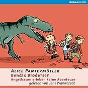 Angsthasen erleben keine Abenteuer (Bendix Brodersen 1) | Alice Pantermüller