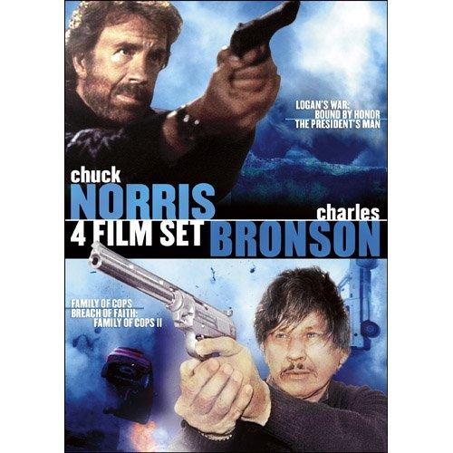 Charles Bronson & Chuck Norris