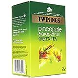 Twinings - Pineapple & Grapefruit Green Tea - 40g