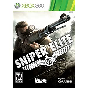 Sniper Elite 2 XBox 360 Video Game