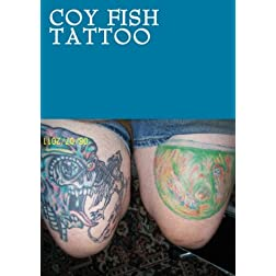 Coy Fish Tattoo
