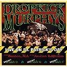 Live on St.Patrick's Day Bosto