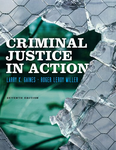 Bundle: Criminal Justice in Action, 7th + Study Guide