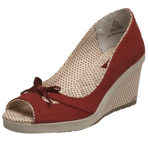 Keds Spright II Wedge - Free Overnight Shipping & Return Shipping: Endless.com :  spright dots heels keds