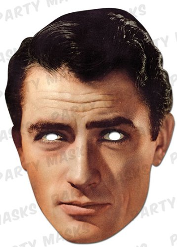 Official Gregory Peck Celebrity Mask