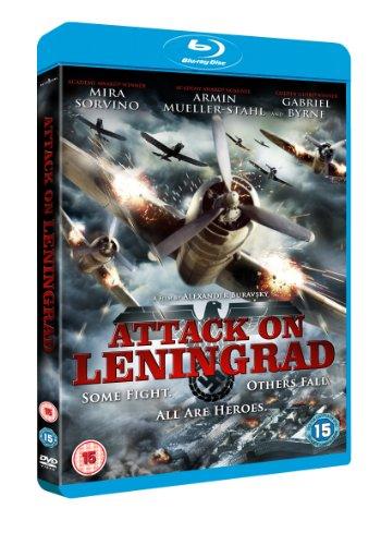 Attack On Leningrad [Blu-ray] [Region-Free]