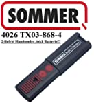 Sommer 4026 TX03-868-4, NEU 2-Befehl...