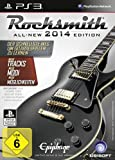 Rocksmith 2014 Edition (mit Kabel) (PS3)