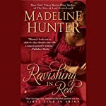 Ravishing in Red: The Rarest Blooms, Book 1 (       UNABRIDGED) by Madeline Hunter Narrated by Polly Lee