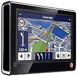 Falk F6 3rd Edition Navigationssystem inkl. TMC (10,9 cm (4,3 Zoll) Display, Kartenmaterial Europa 43, Fahrspurassistent, StadtAktiv) schwarz Picture