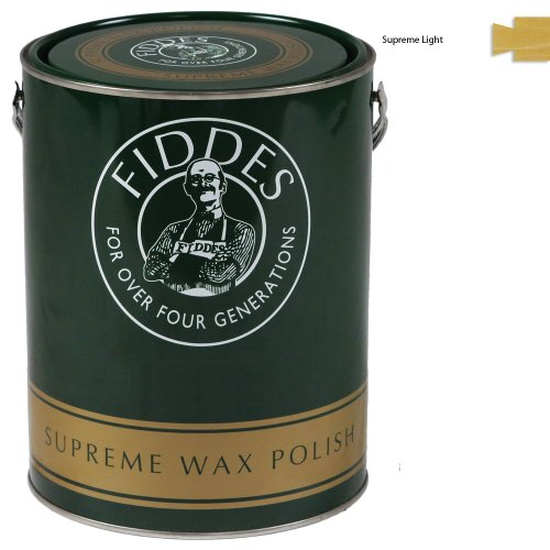 fiddes-supreme-wax-polish-5ltr-clear-light-for-furniture-and-internal-woodwork