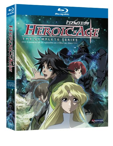 Heroic Age: Complete Series [Blu-ray] [Import]