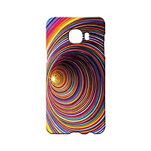 BLUEDIO Designer Printed Back case cover for Samsung Galaxy C5 - G3568