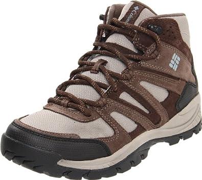 Columbia Women's Big Cedar Boot哥伦比亚女士真皮防滑户外徒步鞋折后$55.66