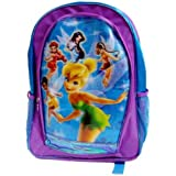 Tinkerbell backpack- Disney Fairies Full size school bag