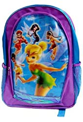 Tinkerbell backpack- Disney Fairies Full size school bag