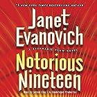 Notorious Nineteen: A Stephanie Plum Novel Hörbuch von Janet Evanovich Gesprochen von: Lorelei King