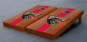 University of Alabama At Birmingham Blazers Cornhole Game Set Stained by Gameday Cornhole