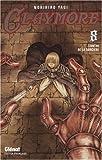 echange, troc Norihiro Yagi - Claymore, Tome 8 : L'antre de la sorcière
