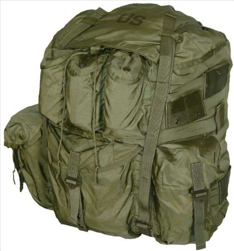 USGI Large ALICE Field Pack, Pack Only, Military Survival Backpack (Alice Backpack With Frame compare prices)