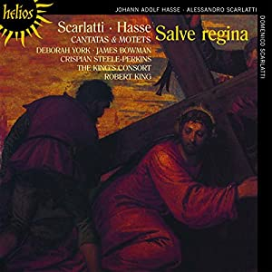Scarlatti & Hasse: Salve Regina