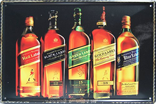 johnnie-walker-metal-tin-sign-adorno-de-pared-decoracion-de-estilo-vintage-tamano-8-x-12