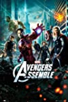 The Avengers One Sheet Poster - 91.5...