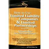 How to Use Limited Liability Companies & Limited Partnerships ~ Garrett Sutton