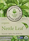 Traditional Medicinals Nettle Leaf 16 Wrapped Tea Bags