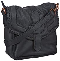 Hot Sale Liebeskind Berlin Mariellavt Hobo,Black,One Size