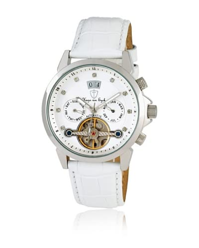 Hugo von Eyck Reloj automático Woman Cassiopeia Blanco 38 mm