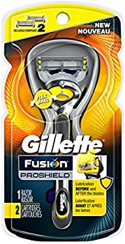2-Pk. Gillette Fusion Proshield Men's Razor