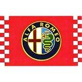 Alfa Romeo Outdoor Checkered Flag